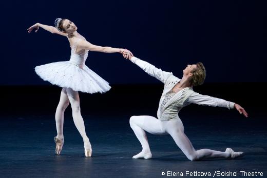 Olga Smirnova et Semyon Chudin - Joyaux (Diamants)