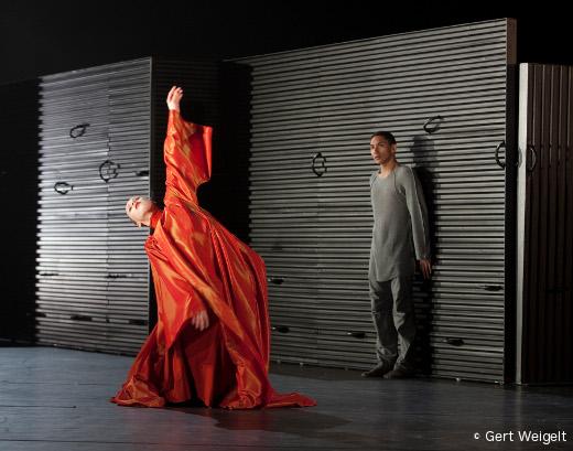 Juliette et Roméo et Mats Ek
