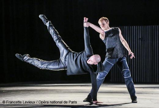 Juliette et Roméo - Jérôme Marchand et Dawid Kupinski