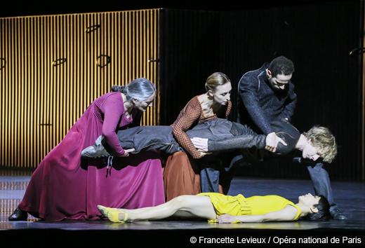 Juliette et Roméo - Ballet Royal de Suède