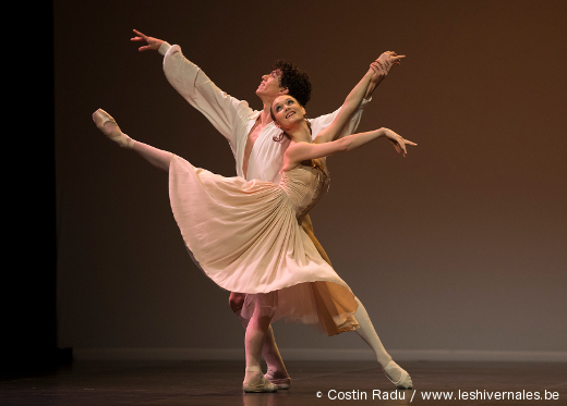 Jurgita Dronina et Isaac Hernandez - L'Histoire de Manon (Hivernales de la Danse)
