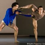 L'Anatomie de la sensation de Wayne McGregor par le Ballet de l'Opéra de Paris