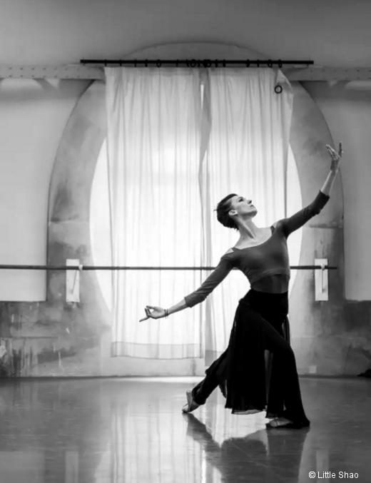 La Bayadère - Laura Hecquet (répétition)