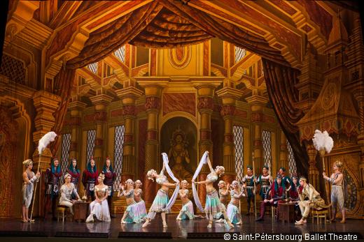 La Bayadère - Saint-Petersburg Ballet Theatre