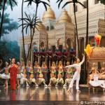 La Bayadère – Denis Rodkine et le Saint-Pétersbourg Ballet Théâtre