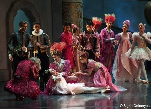 La Belle au bois dormant - Ballet de l'Opéra de Bordeaux