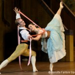 La Fille mal gardée (Frederick Ashton) avec François Alu et Muriel Zusperreguy – Un ballet aux gros sabots ?