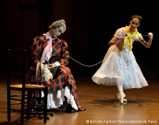La Fille mal gardée - Yann Saïz et Letizia Galloni