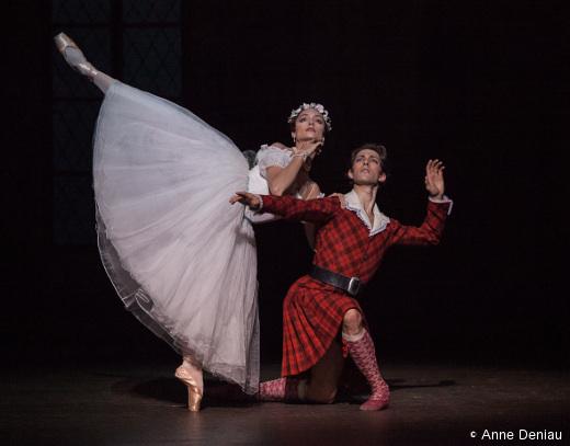 Dorothée Gilbert et Mathieu Ganio - La Sylphide