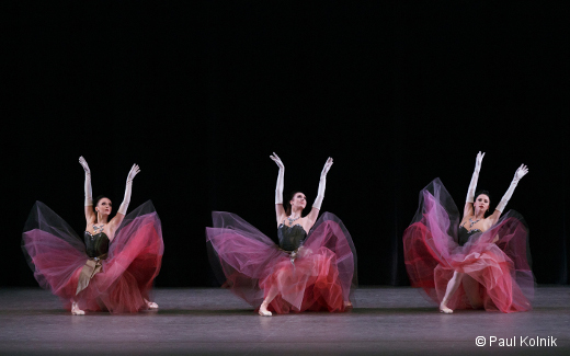 La Valse de George Balanchine