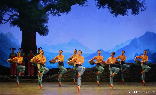 La Fille aux cheveux blancs - Ballet de Shanghai