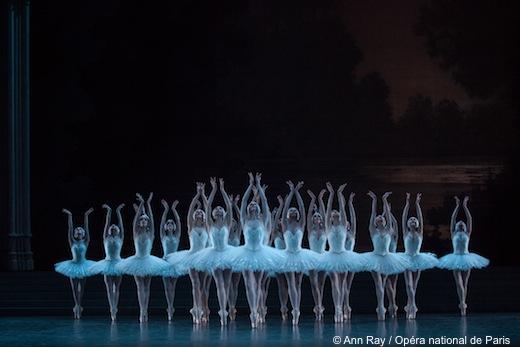 Le Lac des Cygnes, Ballet de l'Opéra de Paris