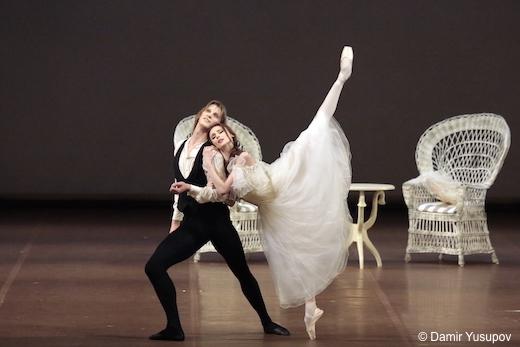 Svetlana Zakharova et Edvin Revazov, La Dame aux Camélias