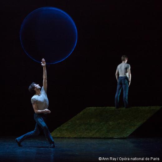 Le Chant de la Terre de John Neumeier - Mathieu Ganio et Karl Paquette