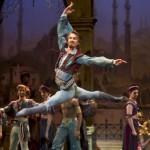 Vadim Muntagirov, Étoile du Royal Ballet, invité du Ballet de l'Opéra de Paris sur Giselle