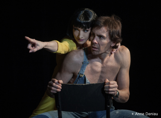 Isabelle Ciaravola et Nicolas Le Riche - Le Jeune Homme et la Mort de Roland Petit