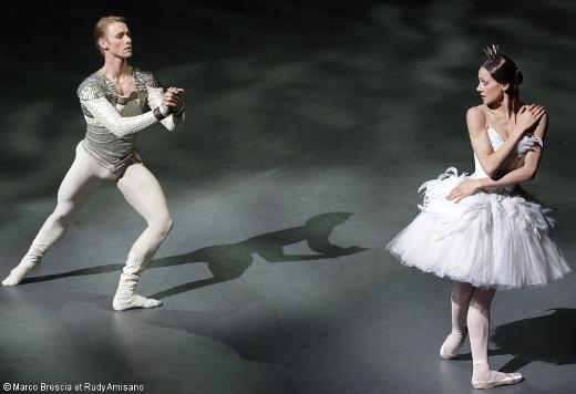 Nicoletta Manni et Timofej Andrijashenko-Le Lac des Cygnes-Acte 2.