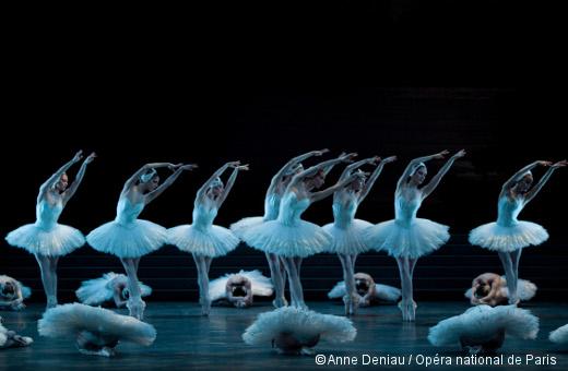 Le Lac des Cygnes - Ballet de l'Opéra de Paris