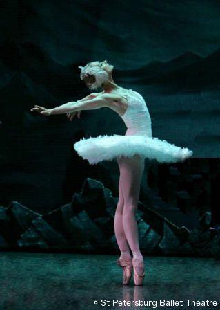 Irina Kolesnikova - Le Lac des Cygnes