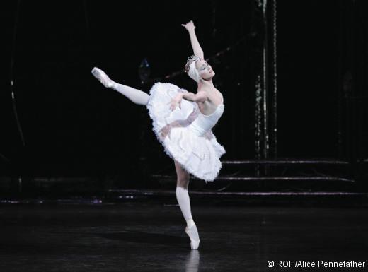 Le Lac des Cygnes - Royal Ballet de Londres, Marianela Nuñez