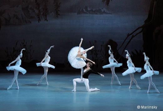 Le Lac des Cygnes par le Mariinsky