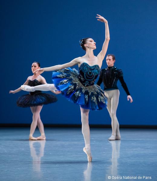 Laura Hecquet dans Le Palais de Cristal de George Balanchine
