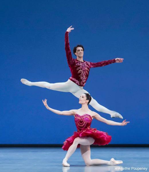 Mathieu Ganio et Amandine Albisson - Le Palais de Cristal