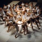 Le Presbytère de Maurice Béjart, par le Béjart Ballet Lausanne, en tournée en France en 2015