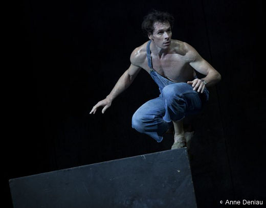 Nicolas Le Riche - Le Jeune Homme et la Mort