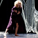 Le Miroir de Jade, pièce dansée de Sandrine Bonnaire et Raja Shakarna