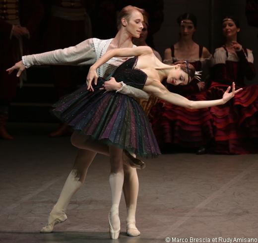 Nicoletta Manni et Timofej Andrijashenko- Acte 3.