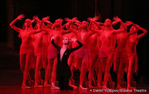 Légende d'amour (avec Svetlana Zakharov)