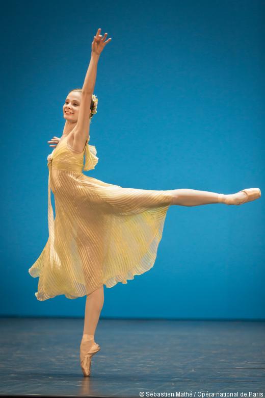 Leonore Baulac - Concours de promotion 2014, variation libre (The Four seasons)