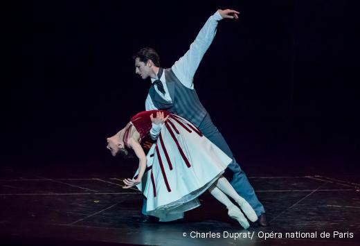Les Enfants du Paradis - Laetitia Pujol et Mathieu Ganio