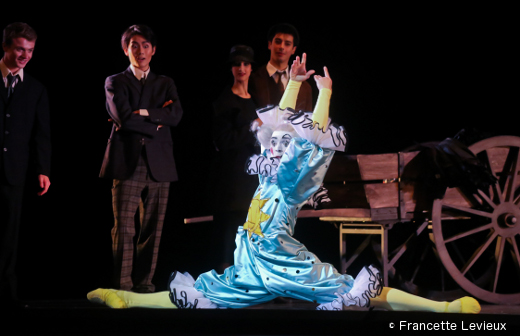Les Forains - Alexander Akulov (le Clown)