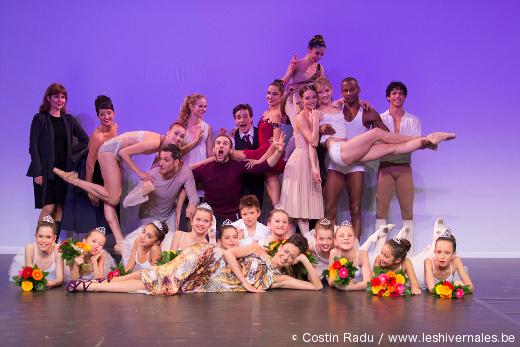 Les Hivernales de la Danse - Édition 2014