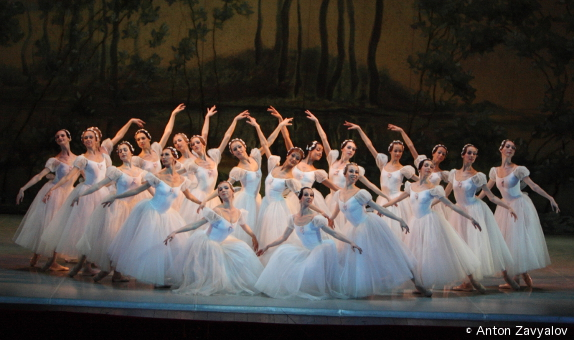 Les Sylphides - Ballet de Perm