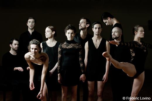 Lied Ballet de Thomas Lebrun