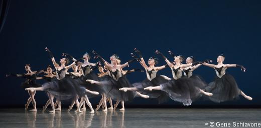 Bourrée Fantasque-George Balanchine.