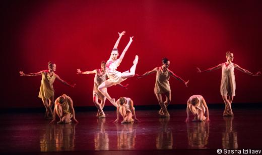 Symphonic Dances-ensemble