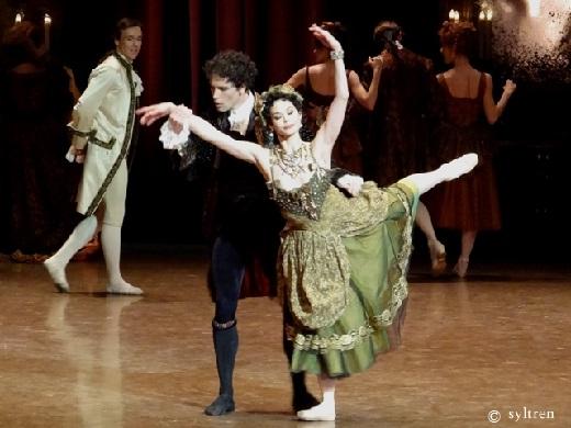 Alice Renavand et Stéphane Bullion - Manon