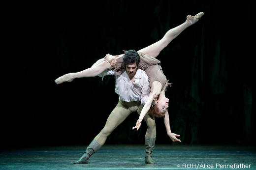 Federico Bonelli et Marianela Núñez - Manon
