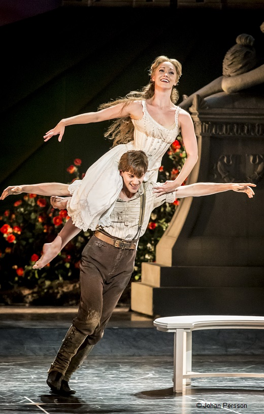 La Belle au bois dormant de Matthew Bourne, avec Ashley Shaw et Chris Trenfield