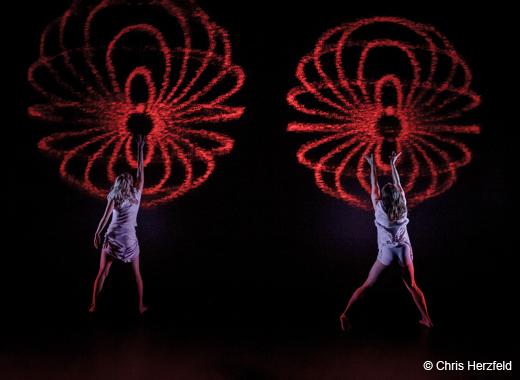 Multiverse de Garry Stewart par l'Australian Dance Theatre
