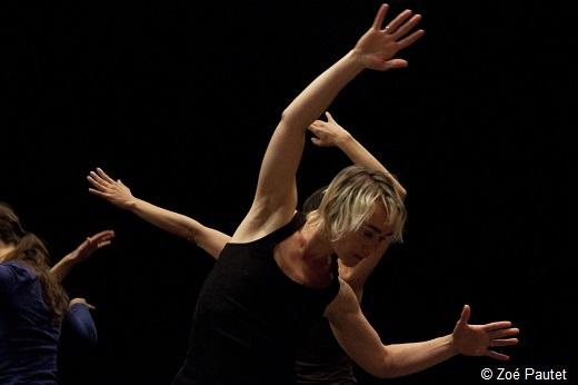 Myriam Gourfink, Gris (en répétition)
