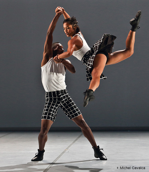 L.A. Dance Project - New Work 2014 de Benjamin Millepied