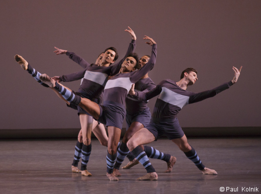 ˈRōdēˌō: Four Dance Episodes   World Premiere Choreography by Justin Peck New York City Ballet   Credit Photo: Paul Kolnik studio@paulkolnik.com nyc 212-362-7778