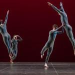 Trisha Brown Dance Company, dernier tour