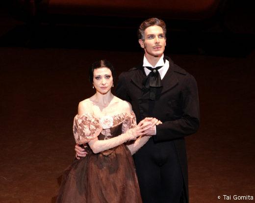 Isabelle Ciaravola et Evan McKie - Onéguine (saluts)