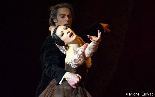 Hervé Moreau et Isabelle Ciaravola - Onéguine